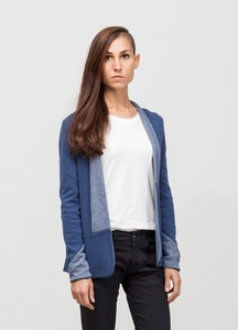 Emily Blazer Women CYPRESS + ORGANIC WOOL - Minimal - Re-Bello
