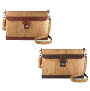 Slim Messenger Bag - corkor