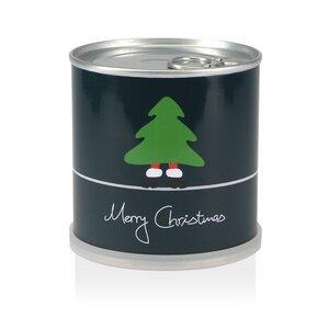 Weihnachtsbaum in der Dose - Merry Christmas Grün von MacFlowers - MacFlowers