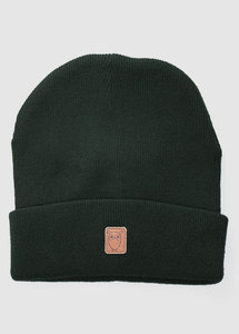 Beanie Hat Forrest Night One Size - KnowledgeCotton Apparel