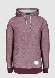 Essential Hoody Red - bleed