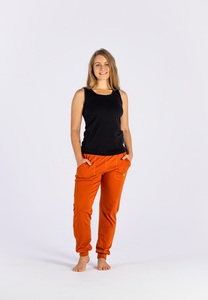 Yoga- und Sporthose -GOTS- Performance - Biyoga