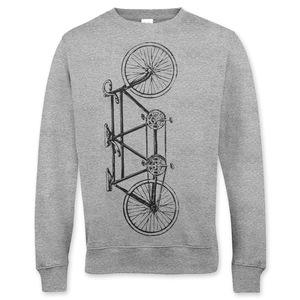 Tandem Fahrrad Sweatshirt Unisex - What about Tee