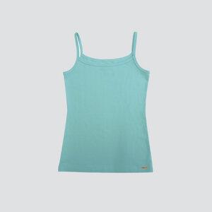 Fairtrade Faircode Mädchen Unterhemd Spaghettiträger - comazo|earth