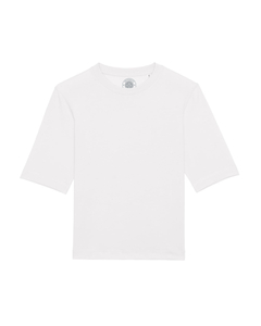 """Damen Boxy T-Shirt aus Bio-Baumwolle """"Fenja"""" - University of Soul"""
