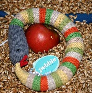 Rassel Schlange  - Pebble