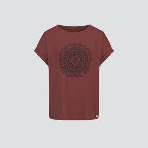 Fairtrade Yoga Shirt mit Motivdruck - comazo earth