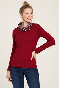 Jersey-Shirt aus Bio-Baumwolle mit Print in verschiedenen Farben - TRANQUILLO