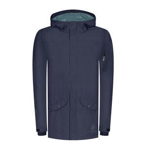 SYMPATEX® Active Mantel Blau - bleed