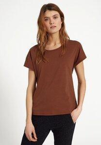 Gestreiftes T-Shirt aus weicher Baumwolle (Bio) | T-Shirt MUSELLA - recolution
