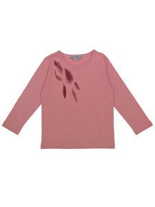 Kinder Langarm-Shirt Feder reine Bio-Baumwolle - Enfant Terrible