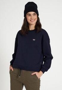 Frauen Sweatshirt aus weicher Baumwolle (Bio) | Sweatshirt GAZANIA - recolution