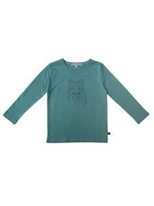 Kinder Langarm-Shirt Fuchs reine Bio-Baumwolle - Enfant Terrible