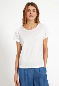 Damen T-Shirt aus Baumwolle (Bio) | T-Shirt ALOCASIA - recolution