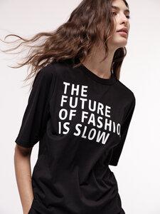 Statement Shirt aus Bio-Baumwolle - LANIUS