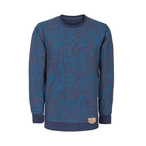 bleed Arctic Sweater Blue - bleed