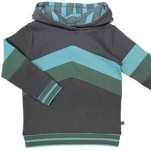 Kapuzen Hoody Blockfarben - Enfant Terrible