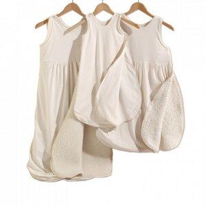 Prolana Baby - Schlafsack mit Plüschfutter (Baumwolle kbA) - Prolana