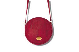 Korktasche Circle Bag - Runde Handtasche aus Kork - verschiedene Farben - MATES OF NATURE