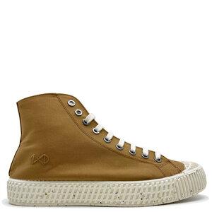 "Veganer Sneaker ""nat-2 Mono ETA waterproof"" aus Biobaumwolle - nat-2"