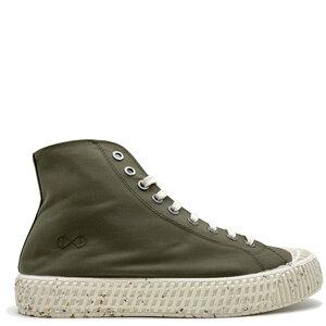 "Veganer Sneaker ""nat-2 Mono ETA waterproof"" aus Biobaumwolle MEN - nat-2"