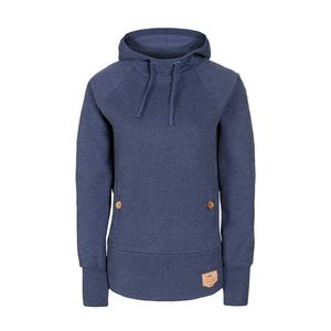 Mountain Hoody Ladies Blue - bleed