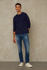 Slim-Fit Jeans aus Bio Baumwolle - Charles - medium used - Kings Of Indigo
