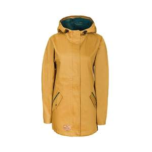 Guerilla Light Parka Senf Damen - bleed