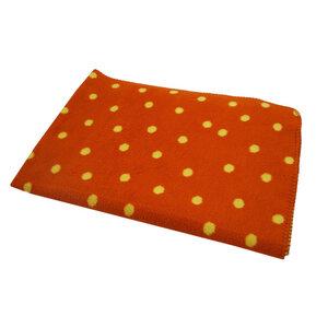 Babydecke Punkte 75*100 cm Bio-Baumwolle - Richter Textilien