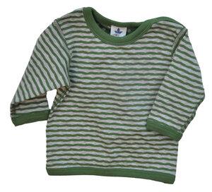 Wendelangarmshirt Baby Leela Cotton gestreift - Leela Cotton