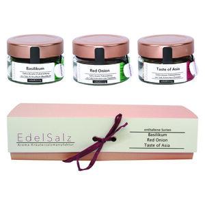 """Geschenke - EdelSalz - Hochwertige Salze """"AromaSet Medium"""" - EdelSalz"""