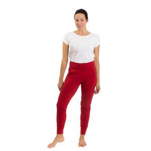 Slim-fit Pyjamahose (vegan) für Damen mit Taschen - pajama-day