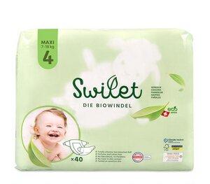 Swilet Windeln Maxi 7-18kg / (40STK) Beutel - Swilet
