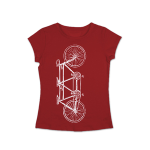 Tandem Fahrrad - What about Tee