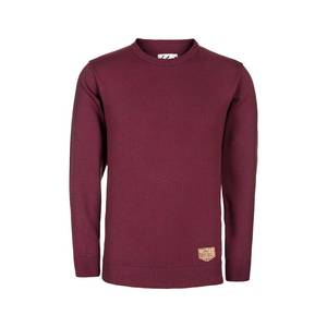 bleed Knitted Jumper Red - bleed