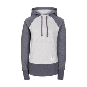 Essential Hoody Ladies Grey - bleed