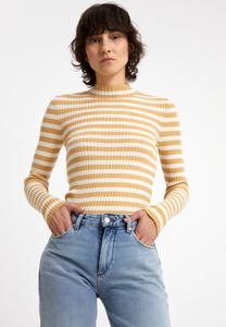 ALAANI STRIPED - Damen Pullover aus Bio-Baumwolle - ARMEDANGELS