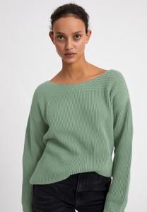 RAACHELA SOLID - Damen Pullover aus Bio-Baumwolle - ARMEDANGELS