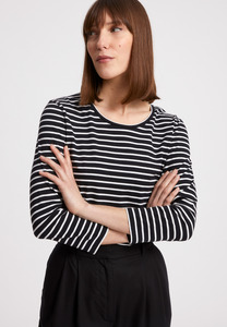NEAA STRIPES - Damen Longsleeve aus Bio-Baumwolle - ARMEDANGELS