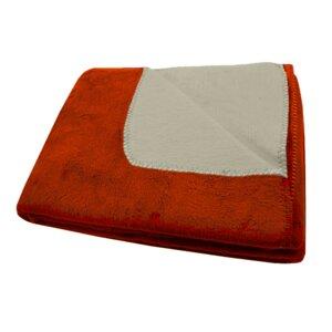 Decke Anne Doubleface 150*200 cm Bio-Baumwolle - Richter Textilien