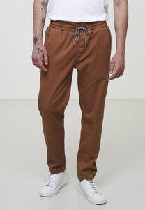 Herren Hose aus robustem Baumwoll-Canvas (Bio)   Pants FLAX - recolution