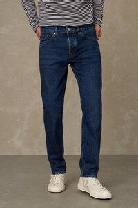 Tapered-Fit Jeans aus Bio Baumwolle und recycelter Baumwolle - Daniel - Eco Xavier Light - Kings Of Indigo