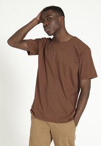 Herren Gestreiftes T-Shirt aus Baumwolle (Bio)   Casual T-Shirt PANDAN - recolution
