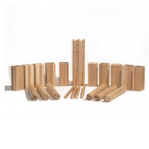 Holzwurfspiel Kubb - IPO eG