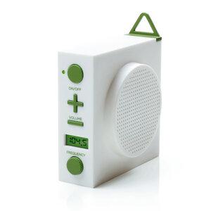MAIZY - Radio / Lautsprecher aus PLA / Biokunststoff - Lexon