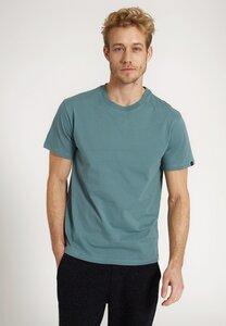 Herren T-Shirt aus weicher Baumwolle (Bio) | Basic T-Shirt AGAVE - recolution