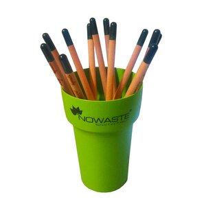 Stiftebox mit Buntstiften zum Einpflanzen  - Sprout