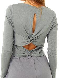 Cross Back Shirt - Mandala