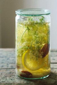 Bio Wasserkefir Drink mit Japankristallen (groß) - Wellness-Drinks