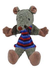 Handpuppe Ratte grau 38cm - Kallisto